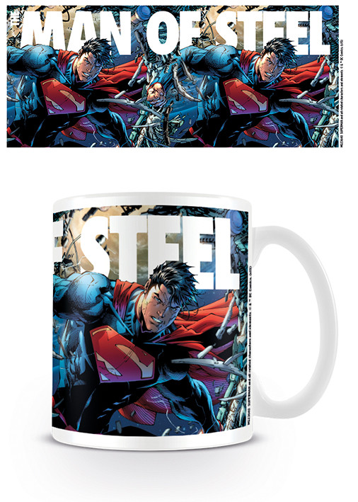 Caneca Superman - The Man Of Steel