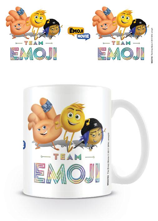 Caneca  The Emoji Movie - Team Emoji