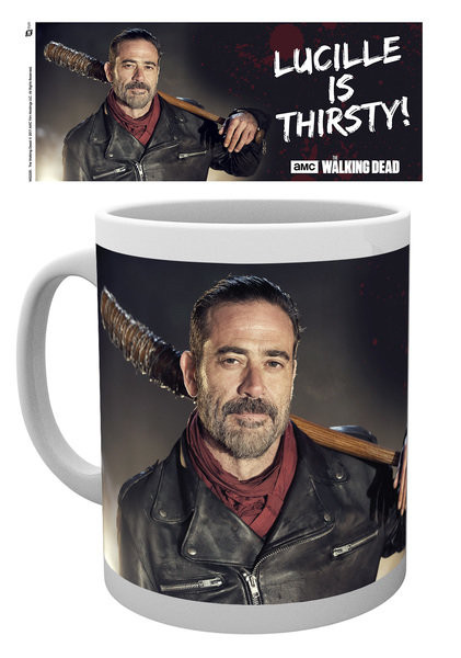 Caneca  The Walking DeadNegan - Thirsty
