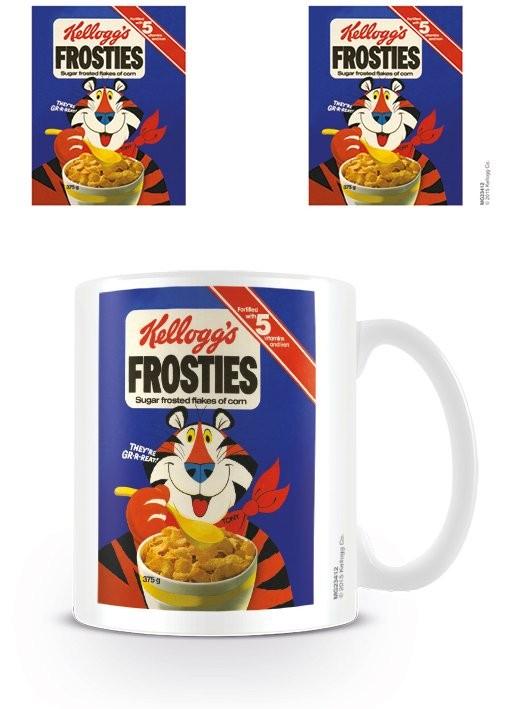 Caneca  Vintage Kelloggs - Frosties - Tony Bowl