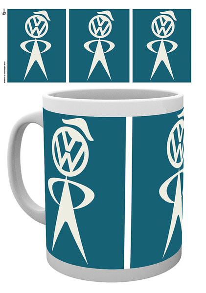 Caneca  VW Volkswagen Camper - Service