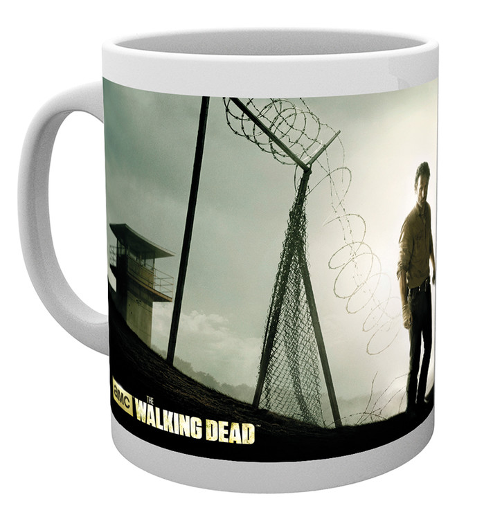 Caneca  Walking Dead - Season 4