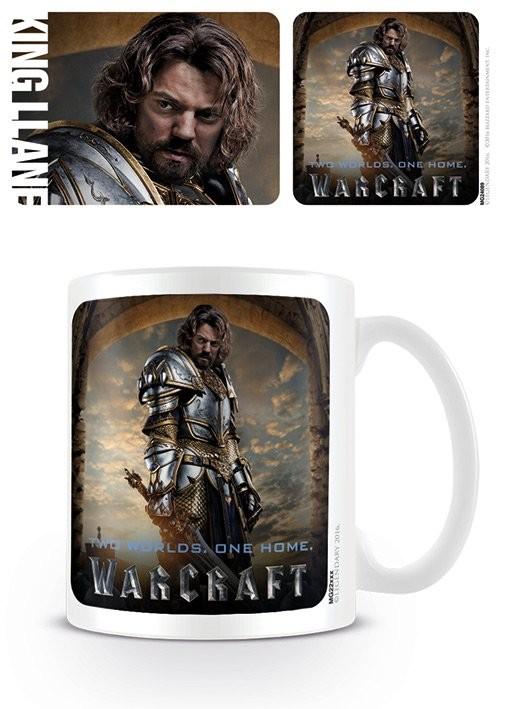 Caneca Warcraft - King Llane