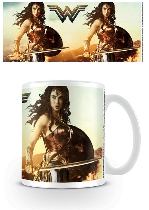 Caneca Wonder Woman - Fierce