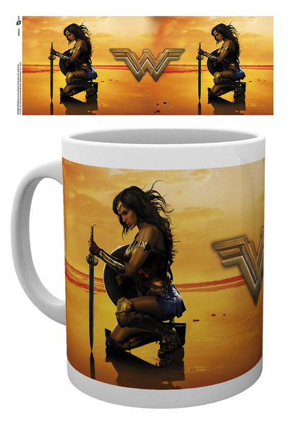 Caneca Wonder Woman - Kneel