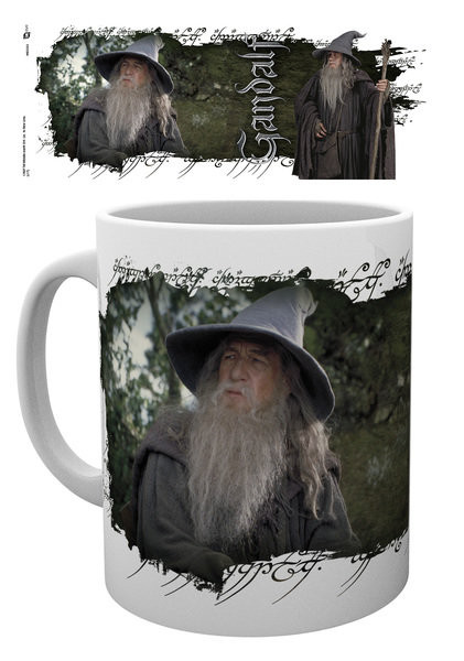 Caneca  Yu Gi Oh! - Lord of the Rings - Gandalf