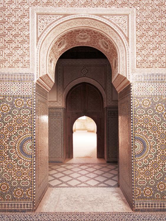 Canvas Print Arch