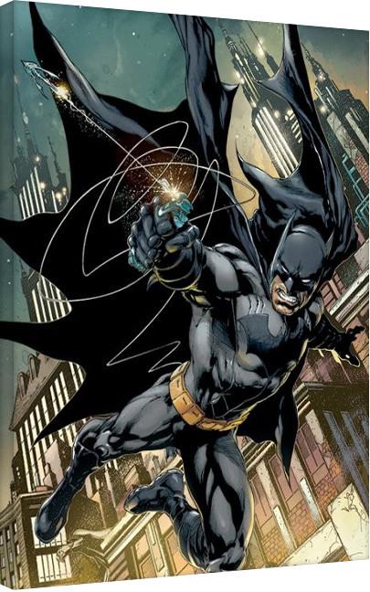 Canvas Print Batman - Grapple Gun