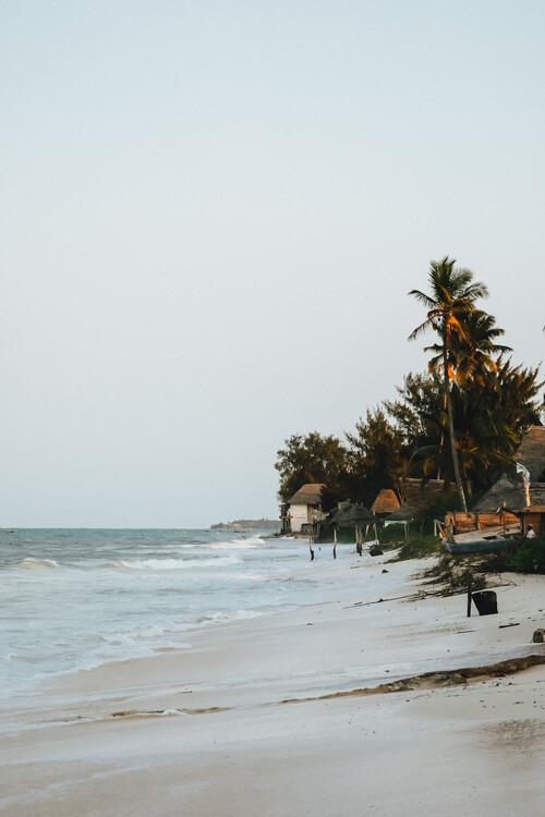 Canvas Print Beach vibes