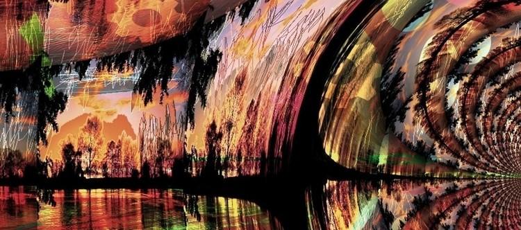 CYCLOMEZZO Canvas Print