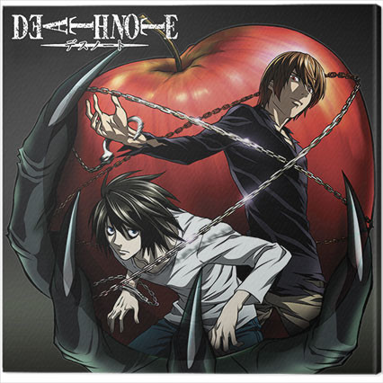 Anime Poster Death Note 24 x 36 inches Duo