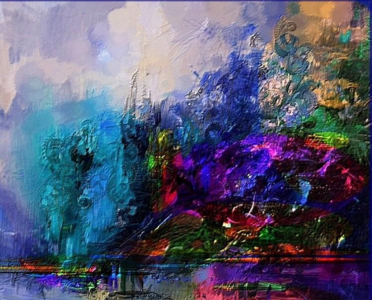 DEMONIAFAUNO Canvas Print
