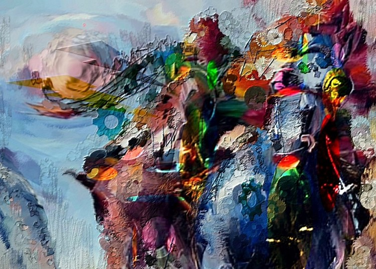 FLEEMADNESSO Canvas Print