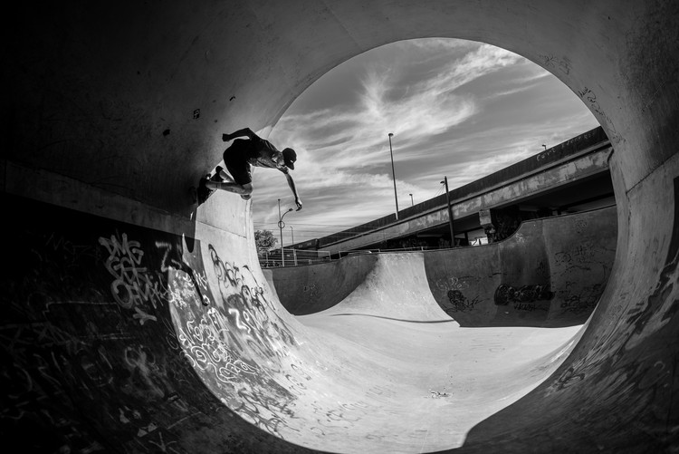 Canvas Print Full Pipe @ Sam Taeymans