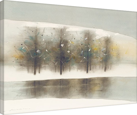 Canvas Print Law Wai Hin - Reflections