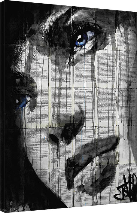 Canvas Print Loui Jover - Always