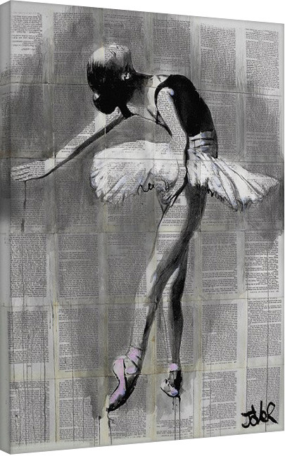 Loui Jover - Her Finest Moment Canvas Print