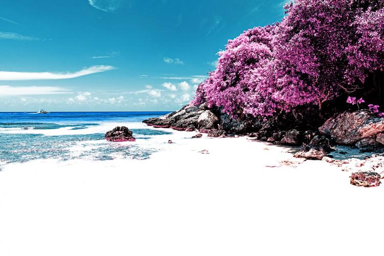 Canvas Print Peaceful Paradise