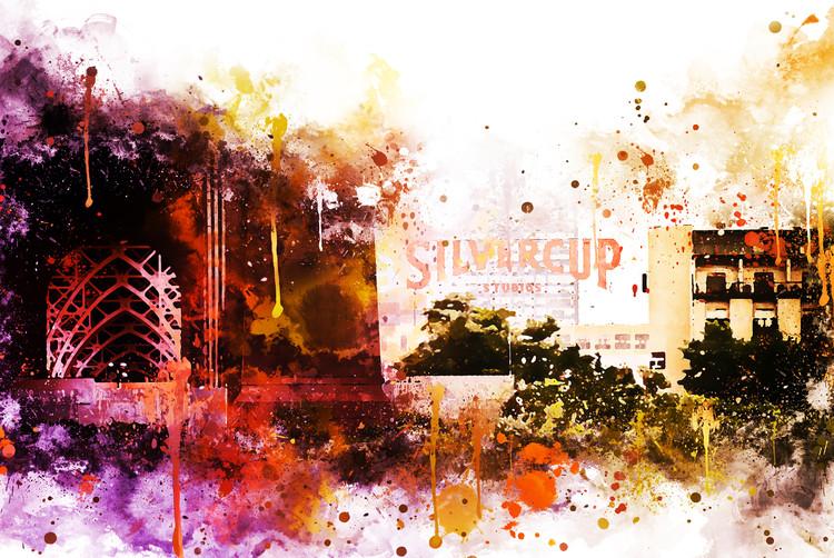Canvas Print Silvercup Studios