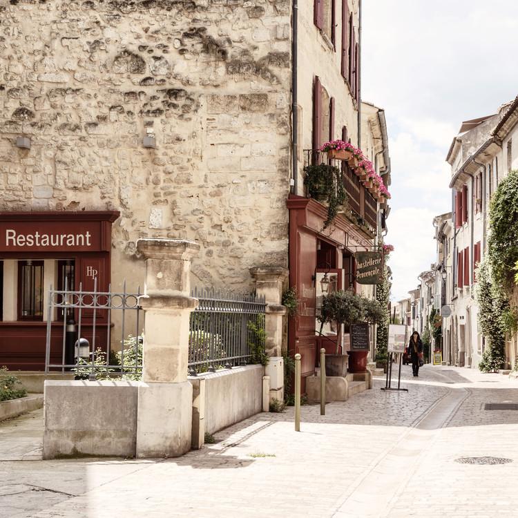 Canvas Print Wonderful Provence
