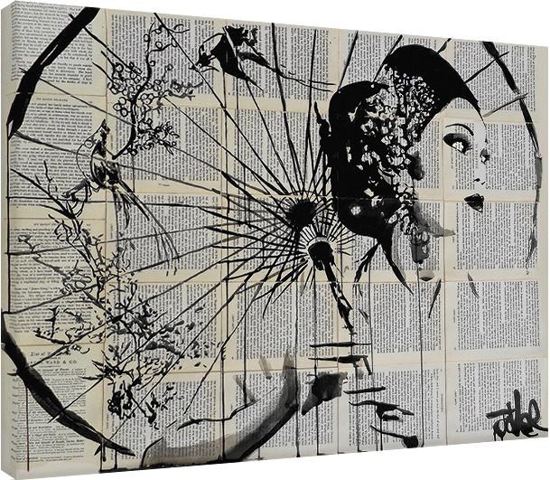 Loui Jover - Blossom Canvas Print