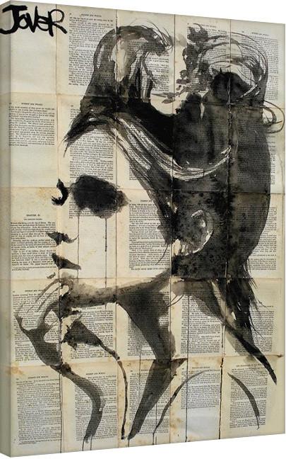 Loui Jover - Etheral Canvas Print