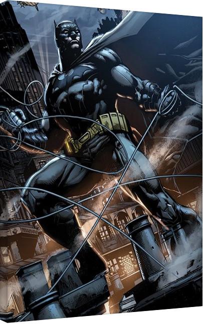 Batman - Rooftop Canvas-taulu