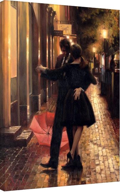 Daniel Del Orfano - Spontaneous Canvas-taulu