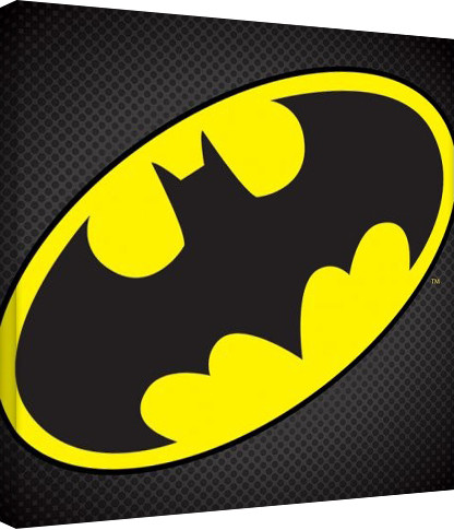 DC Comics - Batman Symbol Canvas-taulu
