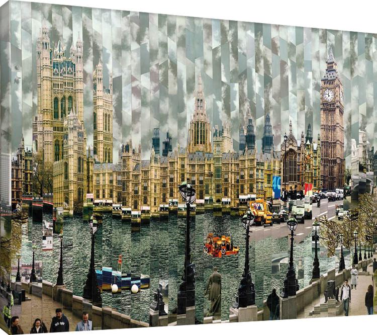 Londres II Canvas-taulu