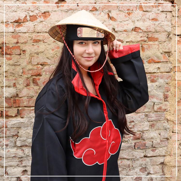 Roupas Capa Naruto Shippuden - Akatsuki