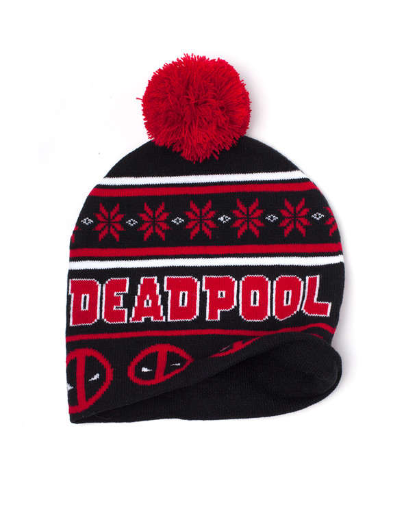 Cap  Deadpool - Christmas