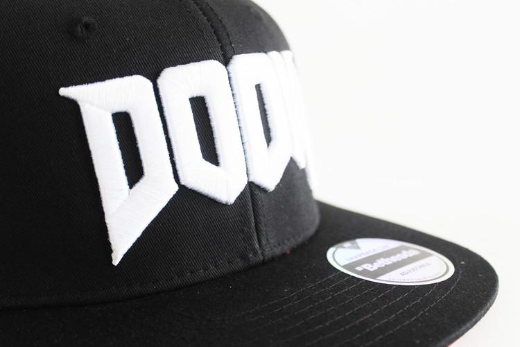 Cap  Doom - Logo