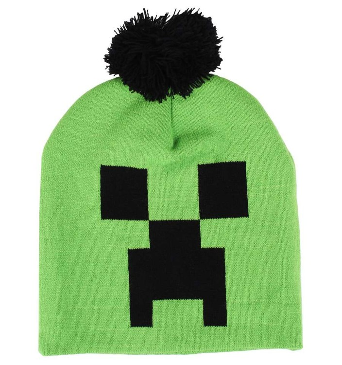 Cap Minecraft - Creeper