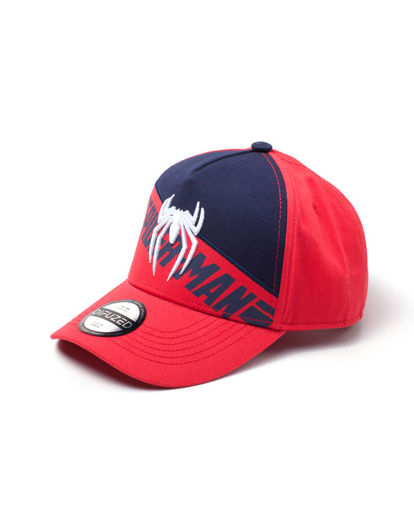 Cap  Spiderman - PS4 3D Logo