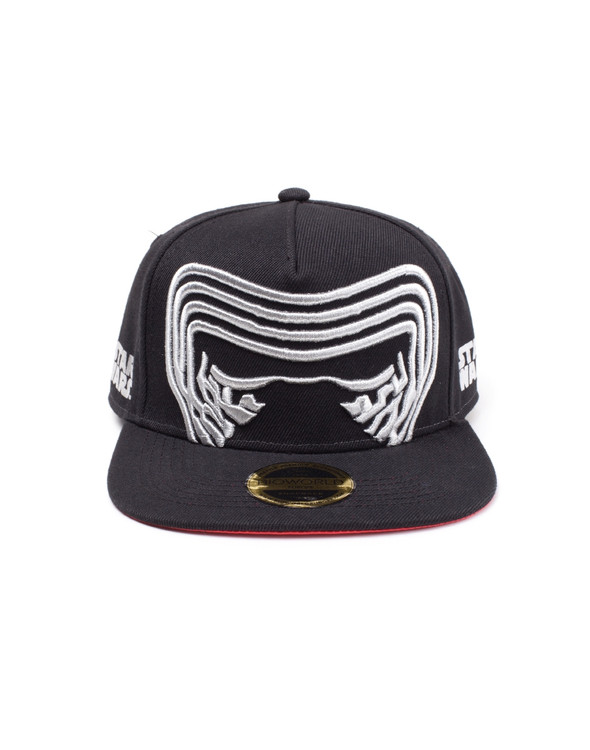Cap  Star Wars The Last Jedi - Kylo Ren Inspired Mask Snapback
