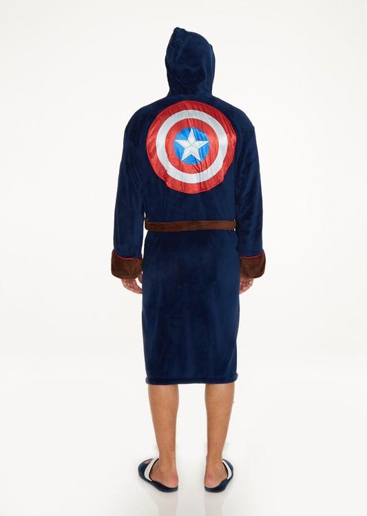 bathrobe Captain America - Civil War