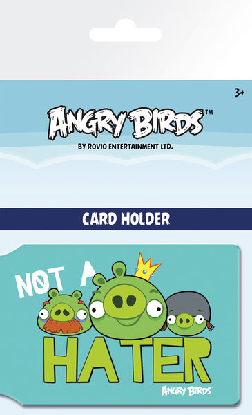 Angry Birds - Love Hate Card Holder