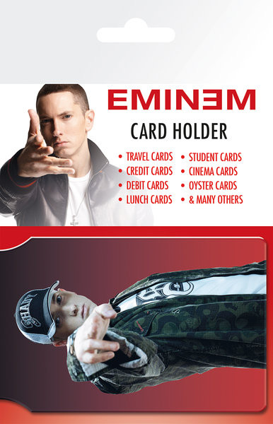 EMINEM - shady Card Holder