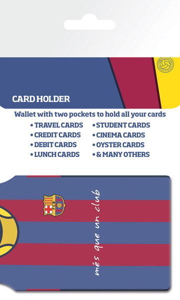 FC Barcelona - Messi Shirt Card Holder