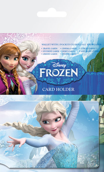 Frozen - Elsa Card Holder