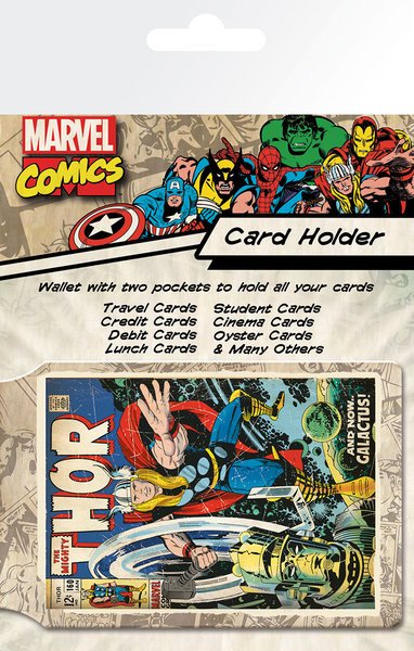 MARVEL - thor Card Holder