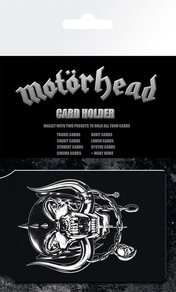 MOTORHEAD - England Card Holder
