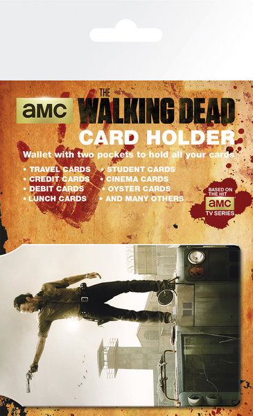 WALKING DEAD Card Holder