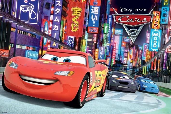 Cars Racing Games Disney Pixar