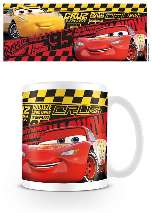 Mug Cars 3 - Duo