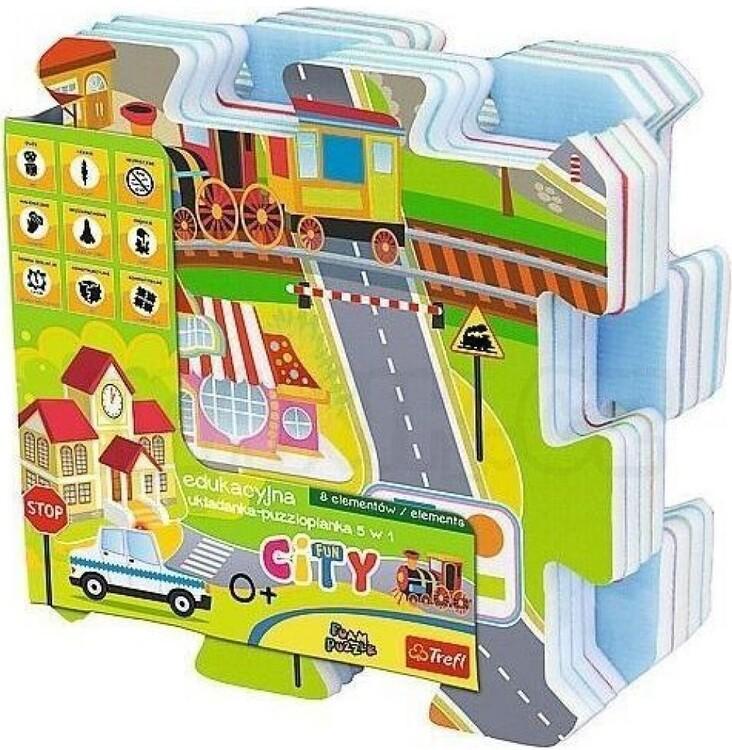 Puzzle City Fun