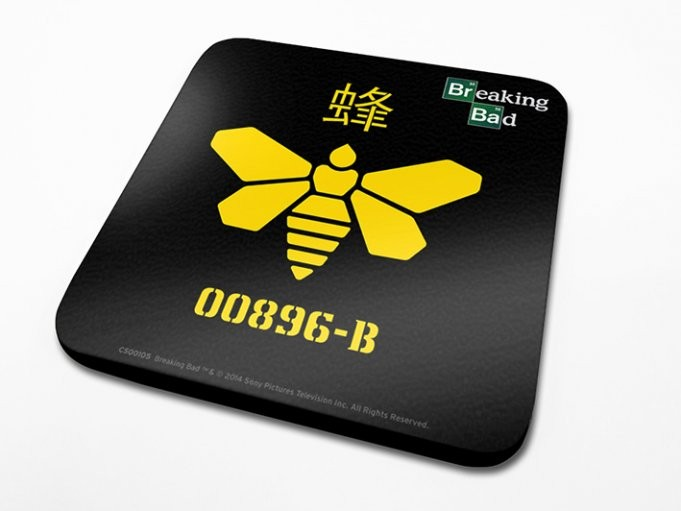Breaking Bad - Golden Moth Coaster