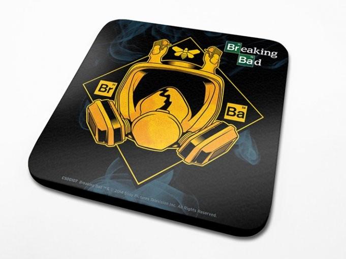 Breaking Bad - Mask  Coaster