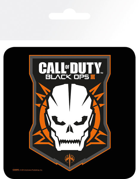 Coaster Call Of Duty Black Ops 3 Emblem Sold At Abposters Com